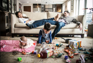 Как родителям высыпаться