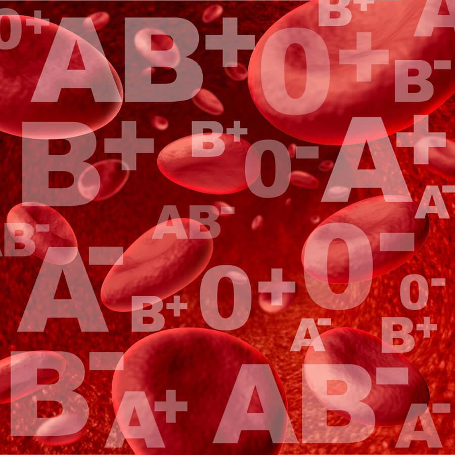 Наследование группы крови