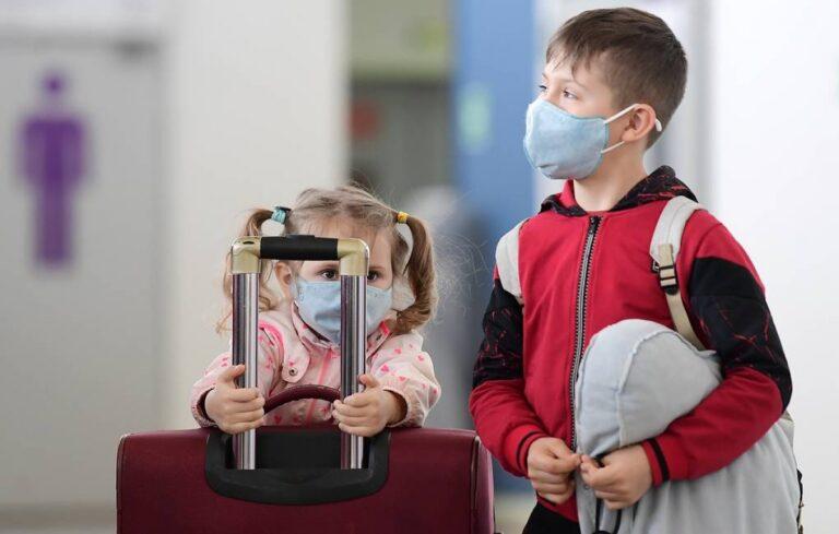 Последние новости, касающиеся коронавируса у детей