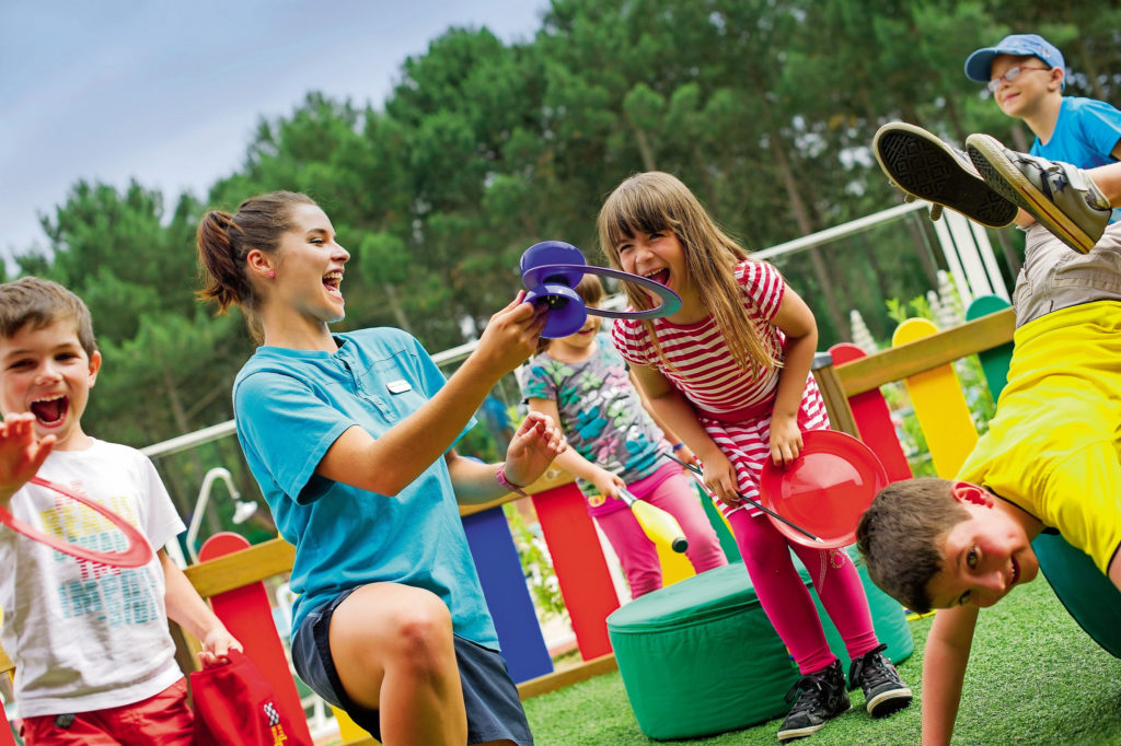 Отдых детей в лагерях в 2020