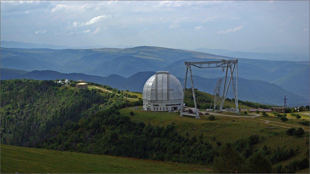Обсерватория в Карачаево-Черкессии