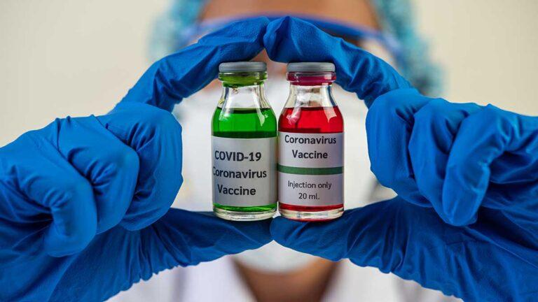 Цель одна, способы разные: все о вакцинах от Covid -`19