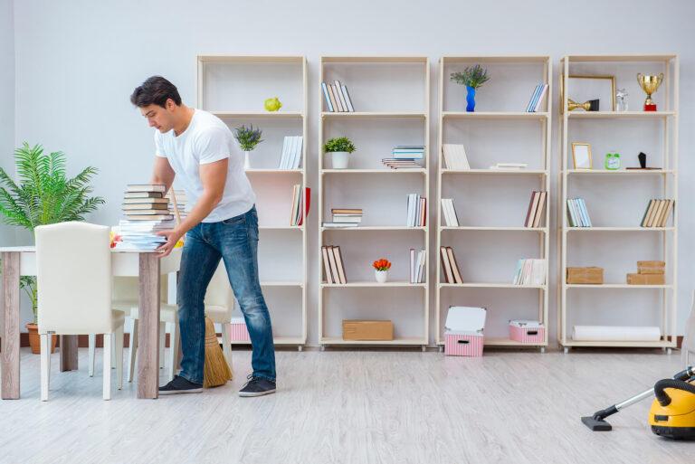 Беспорядок в доме негативно влияет на психическое здоровье хозяев