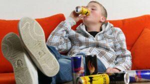 Сын подросток злоупотребляет энергетическими напитками